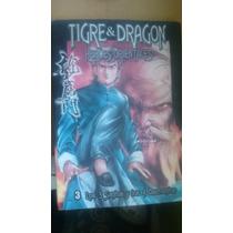 Manga Tigre Y Dragon Heroes Orientales