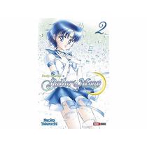Sailor Moon 02 Panini Manga. México. Nuevo. Sailor Mercury