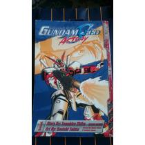 Mobile Suit Gundam Seed Astray Manga Tokyo Pop Tomo 1
