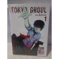 Tokyo Ghoul Vol.1 Manga Editorial Panini