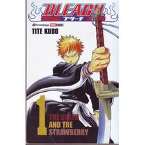 Manga Bleach Tomo 1, 2, 3, 4, 5 Tite Kubo Panini