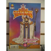 Guerreras Magicas 02 Manga Editorial Toukan
