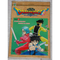 Dragon Quest. Las Aventuras De Fly. Manga