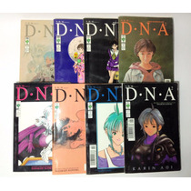 Dna2 / Dna² / D·n·a2 Manga Ed. Vid Tomo 1 2 3 4 5 6 8 9