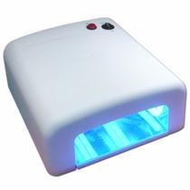 Lampara Ultravioleta Uv 36 W Para Uñas Excelente Calidad