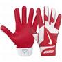 Guanteletas Beisbol Nike Diamond Elite Pro 2 Rojo/blanco