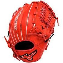 Guante De Beisbol Mizuno Mvp Prime Rojo 11.5 Conocedores