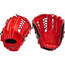 Guante De Beisbol Mizuno Mvp Prime Rojo 12.75 Pulgadas