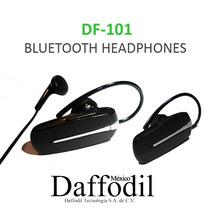 Daffodil Manos Libres Estereo Bluetooth Negro Df-101