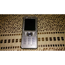 Celular Barato Sony Ericsson K550 Usado Para Reparar