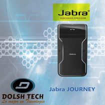 Nuevo Jabra Journey Manos Libres Bluetooth Carro 20 Horas