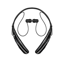 Lg Tone Pro Bluetooth Stereo Audifonos Manos Libres Negro