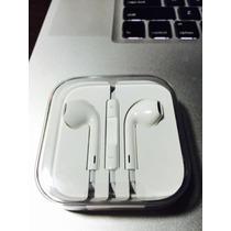 Audifonos Iphone 5 5c 5s 6 6plus Apple Original Manos Libres