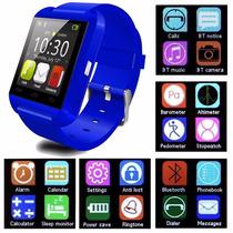 Smartwatch Reloj Inteligente Compatible Iphone Y Android