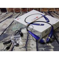 «o. Luxuss» Audifonos Bluetooth Seminuevos Lg Tone Original