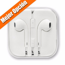 Audifonos Earpods Manos Libres Iphone 4s 4 5s 5c 5 6 6 Plus