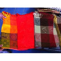 Manteles Artesanales Mexicanos 8 Sillas 2.5 X 2.5