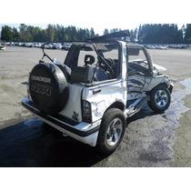 Refacciones Tracker, Suzuki Sidekick, Geo Partes Tracker