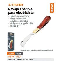 Navaja Para Electricista