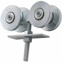 Carretilla Para Portón Capacidad 500 Kg Lock Lcp500 Mn4