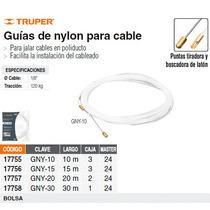 Guia De Nylon Para Cable 10 M