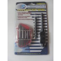 Kit De 7 Piezas De Extractores Para Tornillos