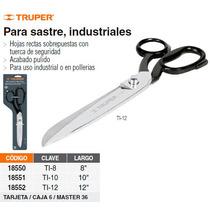 Tijera Para Sastre 12 Industrial