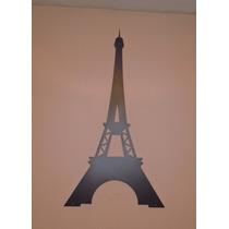 Torre Eifel Anuncio Luminoso Metal Plasma Cnc Maquila