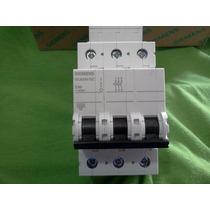 Pastilla Termomagnética Siemens 3 Polos 40 A Mod 5sj6340-7sc