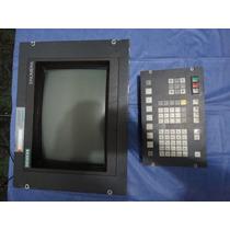 Monitor 12 Mono Y Tecl Siemens 6fc4600-0ar04 Y 6fc4600-1as01