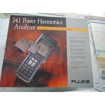 Multimetro Fluke 41 B Analizador De Armonicas