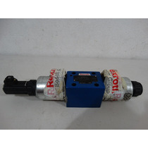 Rexroth Valvula Proporcional 4wre10e75-21/g24k4/v