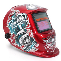 Careta Electronica P/soldar Helmet Mask