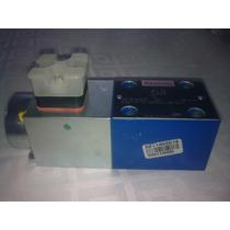 Valvula Limitadora Presion Proporcional Rexroth Mod Dbetx
