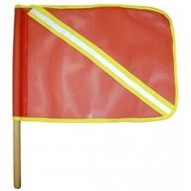 Banderin De Malla Con Reflejante Textil Mayoreo Safety Tools