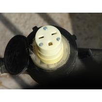 Contacto O Receptaculo 15 Amp 250 Volts De Nylon American