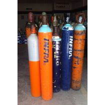 Recarga Gases: Oxígeno 9m $310, Co2 25 Kg $310,argon 9m 950