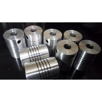 Acoplador Flexible Aluminio 3 A 3mm Cnc Reprap