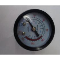 Manometro 0-180 Psi O De 0-12 Kg/cm2