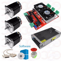 Kit Electrónico Para Cnc (3d, Router, Plasma)