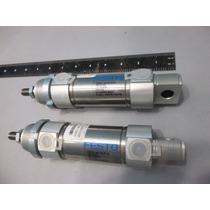 Cilindro Neumatico Festo Dsnu-40-40-p-a, Allen Bradley
