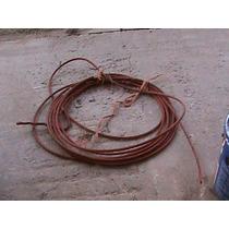 Eslinga Cable De Acero 20m 1/2 Diametro