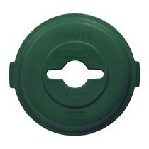 Cubierta Reciclar Multiuso Hdpe Verde 22-1/4 Rubbermaid