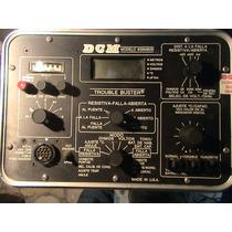 Localizador De Averias En Cables Telefonicos Dcm Modelo 838