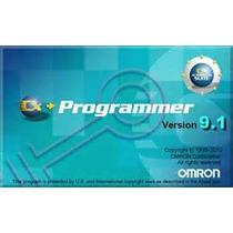 Software Cx-one V. 9.1 Multilenguaje Plc Omron