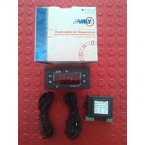 Controlador De Temperatura Avaly Mod. Va-dk100