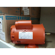 Motor Monofasico 115/230v 2hp 1800rpm Arm 56 Siemens, Nuevo!