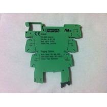 Phoenix Contact Bloque D Terminales Socket Plc-bsp-24dc21