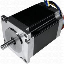 Motor A Pasos Nema 23 28kgcm Ideal Para Cnc Y Automatizacion