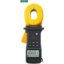 Medidor De Tierras Digital Tipo Gancho Mastech Ms2301s